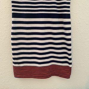 GAP Dresses - 🌸Gap striped t-shirt dress
